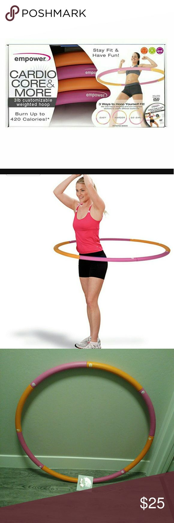 Where can I buy a weighted hula hoop?
