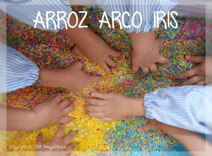 Arroz Arco Iris