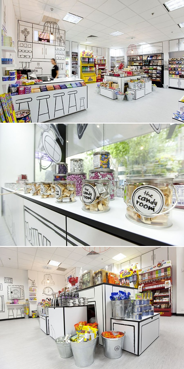 I love this store! The Candy Room in Melbourne -- Via Two and Twenty