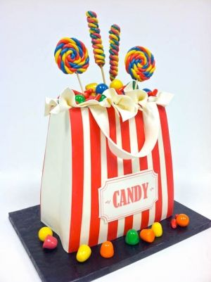 Sculpted Cakes   Sweet On Cake