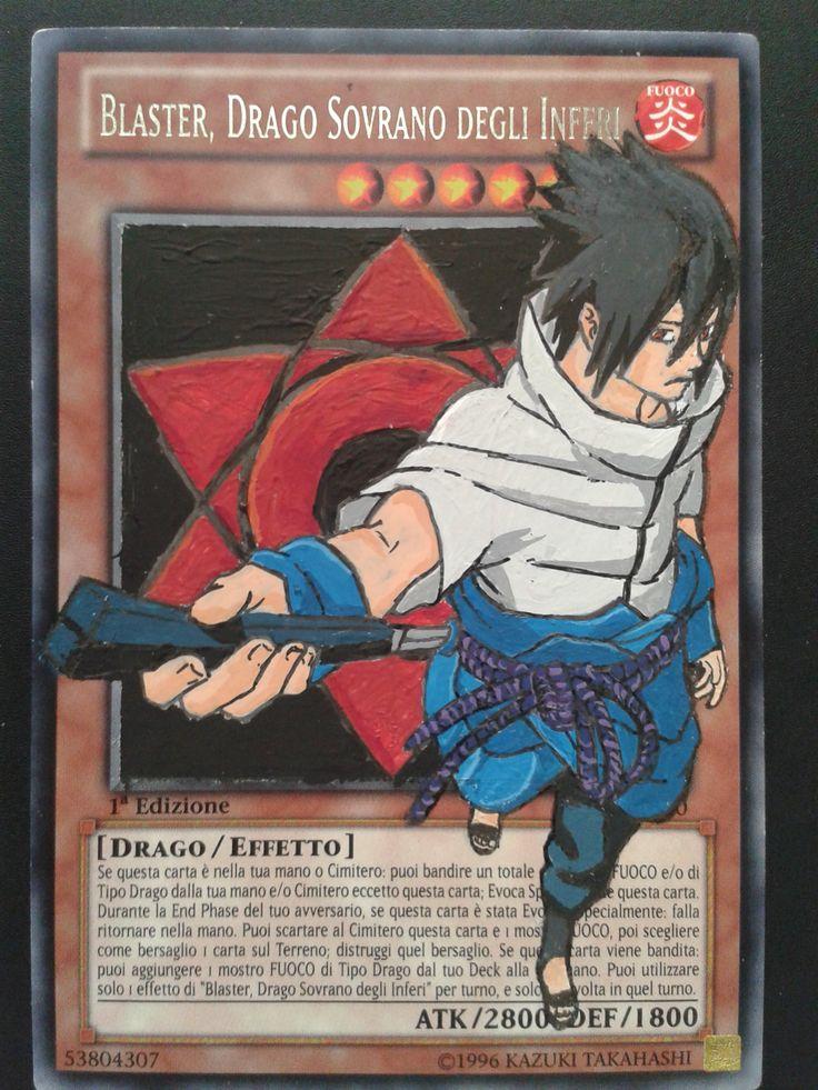 Sasuke Uchiha -(Naruto)