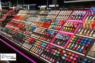 Color Me with Beauty: Deschidere Magazin FLORMAR Pipera Plaza