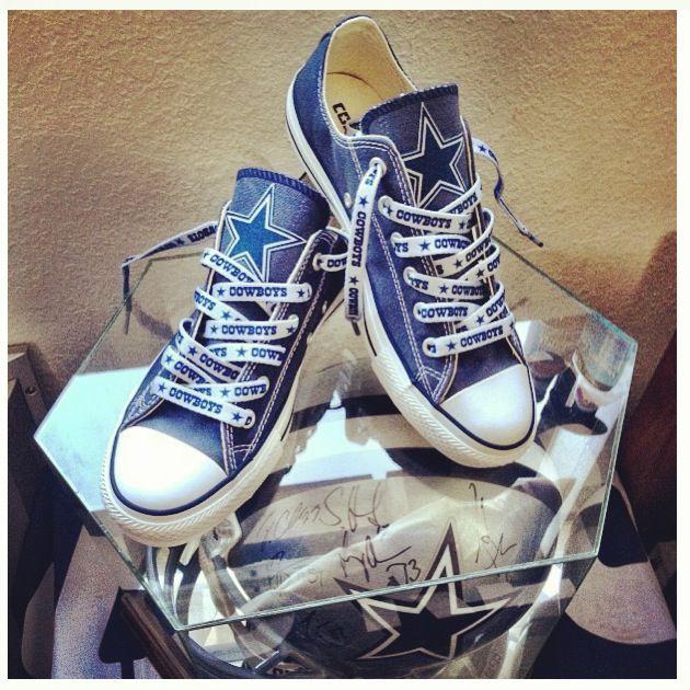 Dallas Cowboys converse