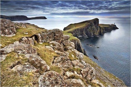Остров Скай, Шотландия.
