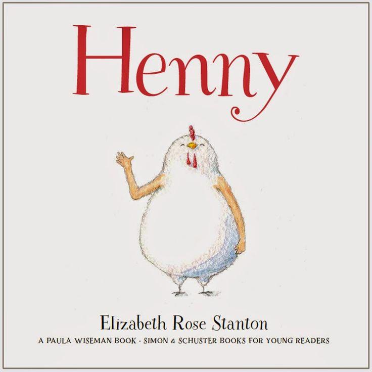 HENNY by Elizabeth Rose Stanton -- Mr. Pig LIVE . . . with Henny!