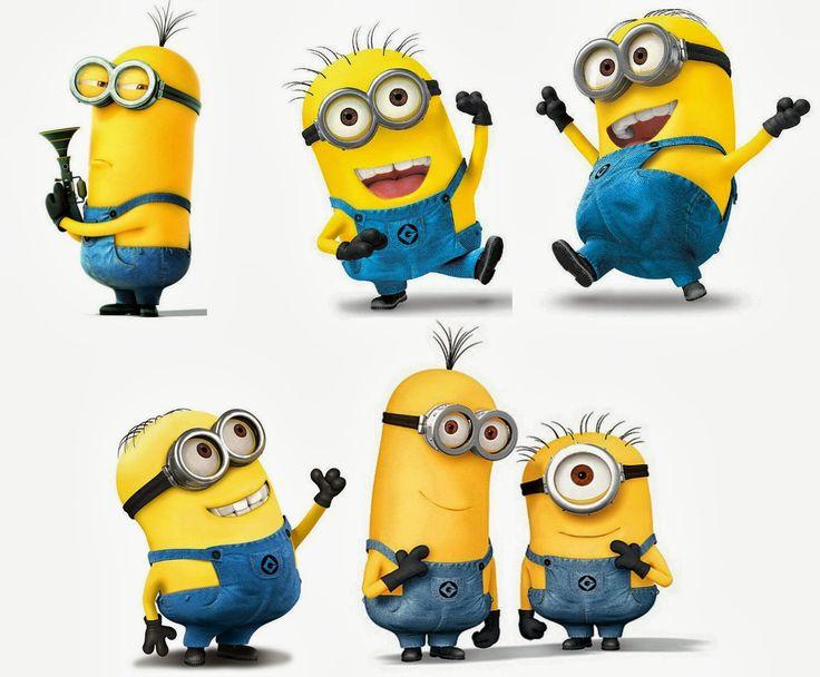 "free minion clip art   Minions from ""Despicable Me"""