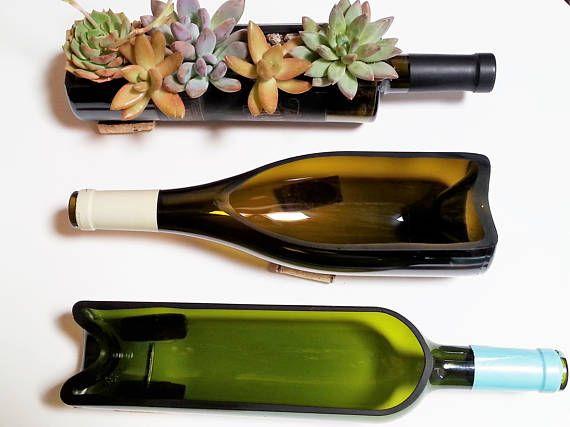 Https Diyprojects Com Wine Bottle Crafts Ideas