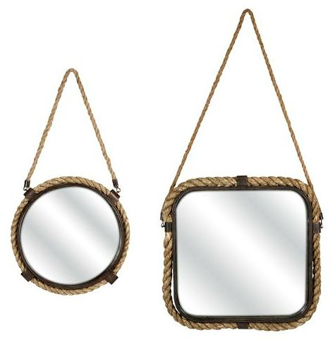 Nautical Mirrors