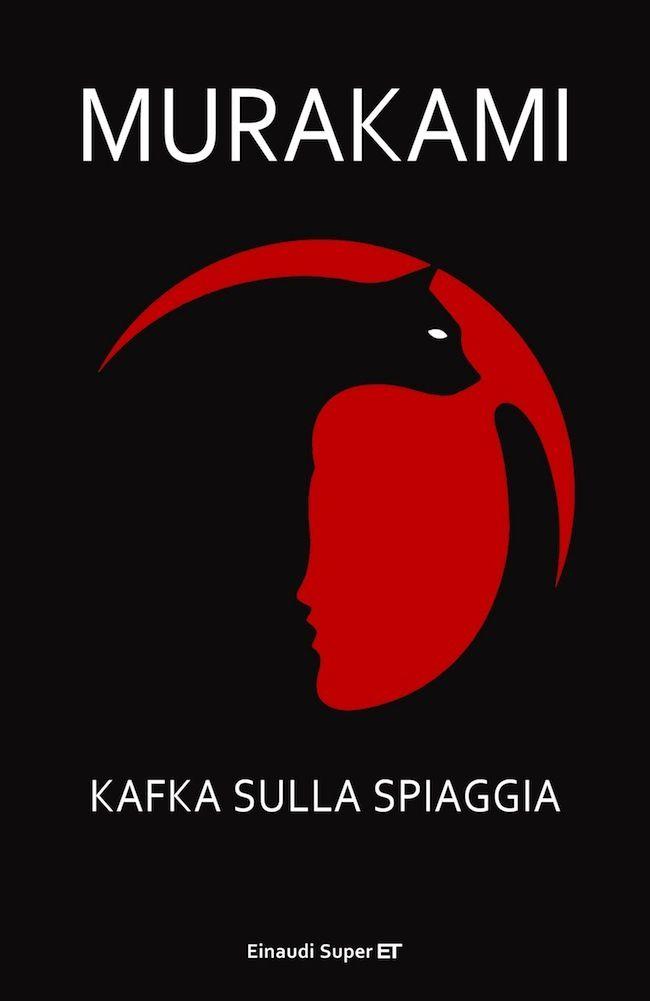 KAFKA SULLA SPIAGGIA – Murakami Leggo per legittima difesa | Le migliori copertine dei libri | http://www.recensionieincipit.com