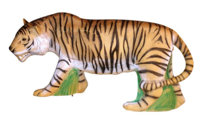 #Eleven 3D Tiger. #IFAA category: 1. #Eleven 3D Tigris. #IFAA kategória: 1.  #archery #target  http://eleventargets.hu/index.php?action=showpic&fid=530