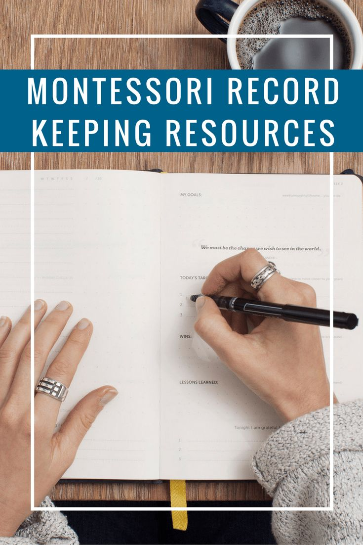 Click through to learn 9 top notch Montessori record keeping tools and resources. These are my favorites. What are you favorite record keeping tools? via @marniecraycroft