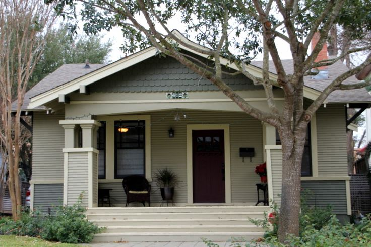 49 best craftsman houses images on pinterest craftsman for California bungalow vs craftsman