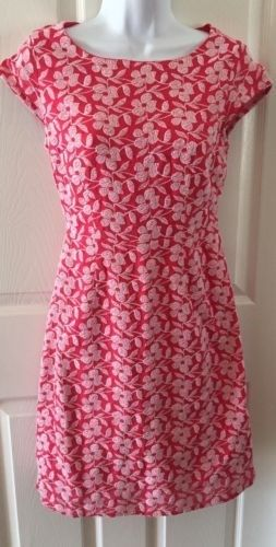 18.66$  Buy now - http://vindh.justgood.pw/vig/item.php?t=sqtoq4y11933 - Old Navy Womens Size 0 Embroidered Lined Sleeveless Dress zip up back 18.66$