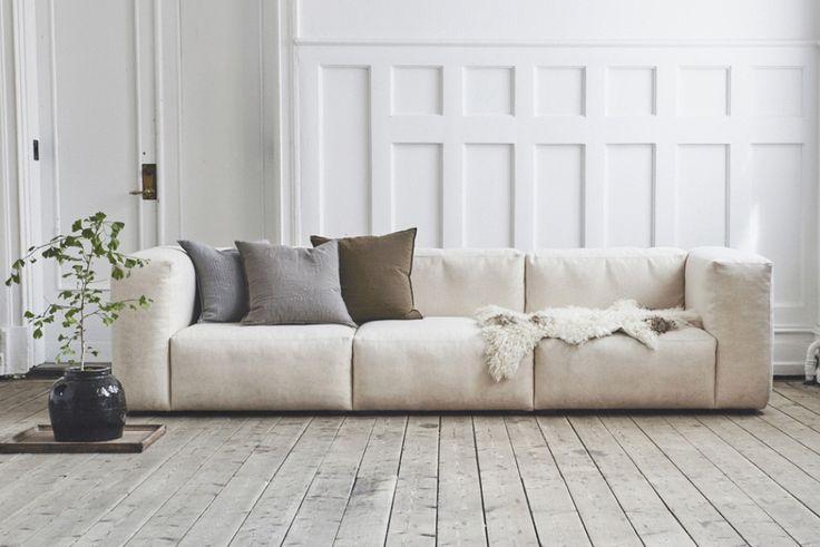 HAY | Mags Soft Sofa 3-zitsbank