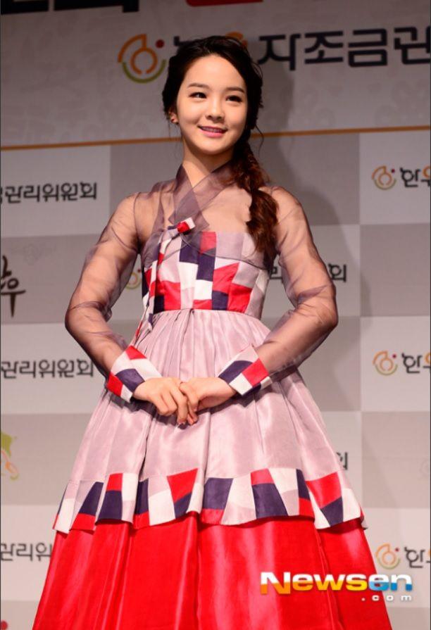 Sohee Song, Hanbok