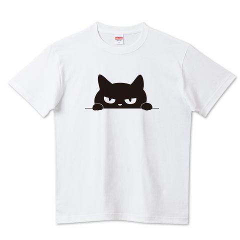 クロネコさん 56ハイクオリティーtシャツunited Athle Cat Cute