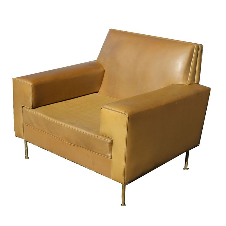 Yellow Armchairs For Sale