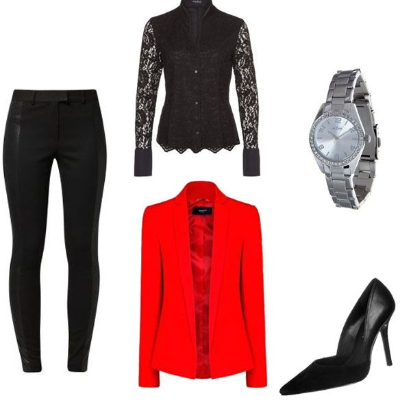 Wha to Wear: Sexy and classy!