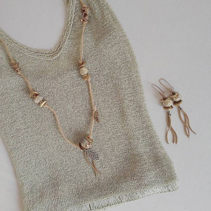 Bohemian bijoux - necklace & earrings  http://www.artemisiashop.it/shop-online/accessori-moda/bijoux/