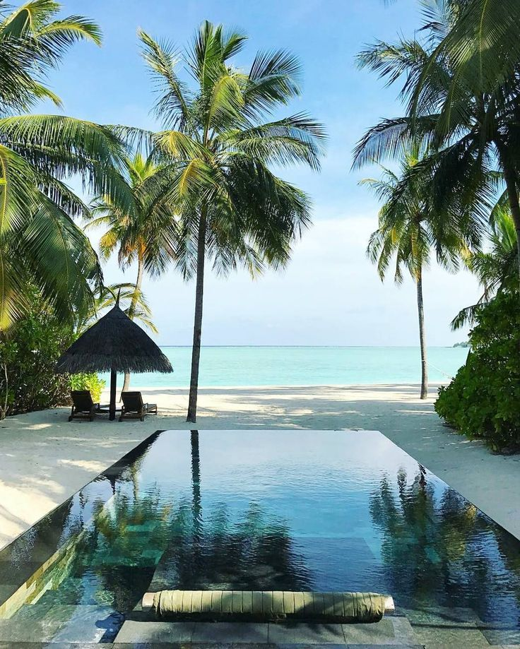 The Maldives Islands - One & Only Reethirah