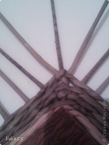 Декор предметов Поделка изделие Плетение Роспись несколько работ за долгое отсутствие   Краска Трубочки бумажные фото 13