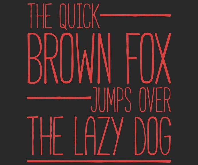 Free Fonts That Look Great On Web & Print