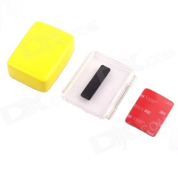 #3 # #Yellow #3M #Adhesive #Tape #For #Gopro #Hero #4 #PANNOVO #G215 #Waterproof #Foam #Floaty #Backdoor #W #Cameras # #Photo # #Video #Consumer #Electronics #GoPro #Accessories #Home #Other #GoPro #Accessories Available on Store USA EUROPE AUSTRALIA http://ift.tt/2jyNCVB