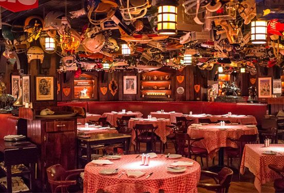 13 Legendary NYC Restaurants to Put on Your Bucket List | Food | PureWow New York