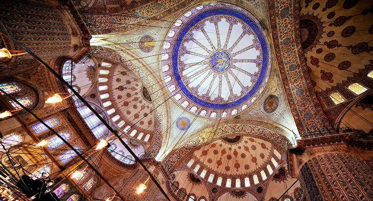 Kusadasi Info   Sultan Ahmed Mosque, Sultan Ahmet Camii