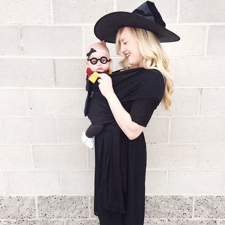 Baby Harry Potter | Solly Wrap | Jess Oakes | Positively Oakes | Harry Potter | Halloween Costume