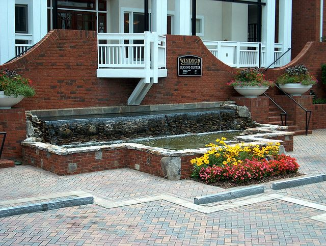 Atlanta Windsor Asbury Park Fountain  #Atlanta_Windsor_Asbury_Park_Fountain