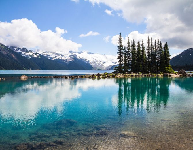 7 beautiful summer lakes near Vancouver you have to visit