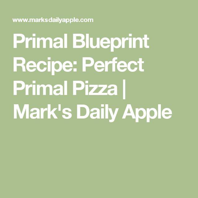 Primal Blueprint Recipe: Perfect Primal Pizza   Mark's Daily Apple