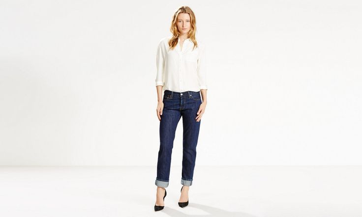 501® Jeans for Women | Vintage Indigo | Levi's® US