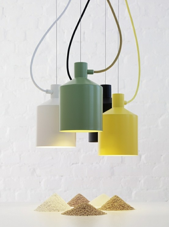 The new lighting collection by Zero - On preview at Euroluce @iSaloni