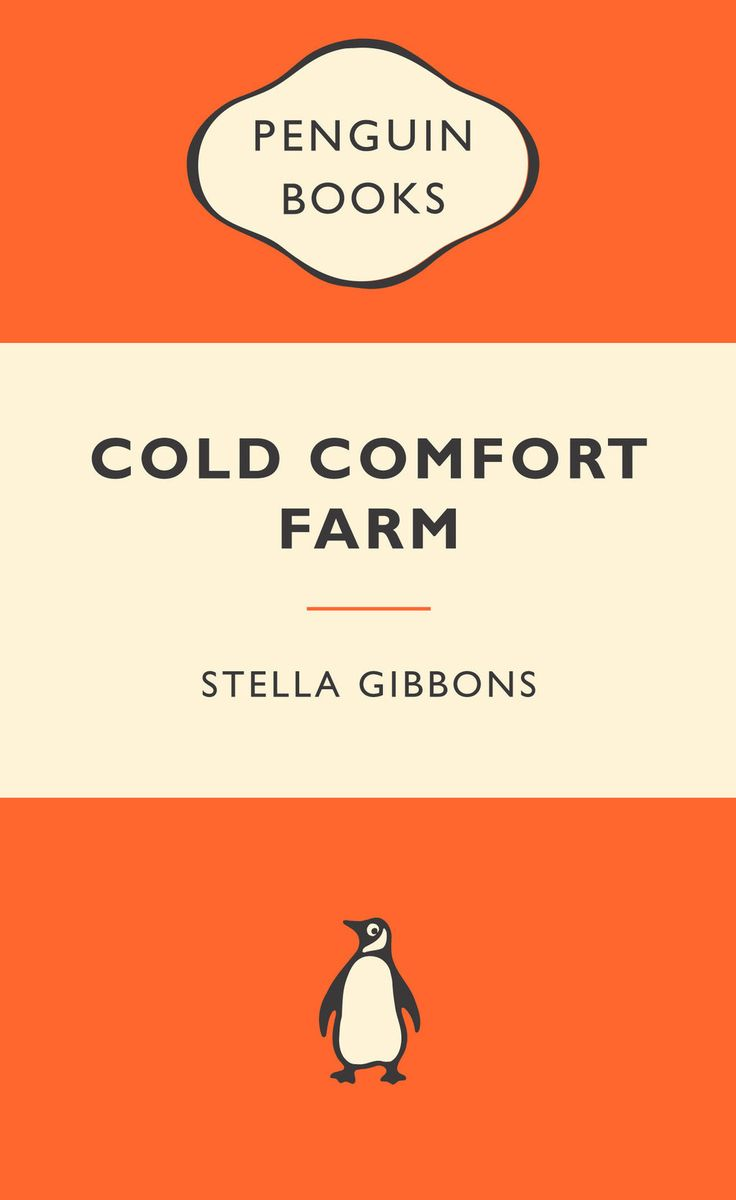 <i>Cold Comfort Farm</i> by Stella Gibbons