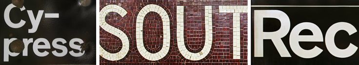 Helvetica y la Ciudad Sistema de metro de Nueva York: The True (Tal vez) Historia por Paul Shaw