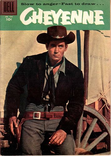clint walker | Cheyenne ~ Clint Walker, 1958