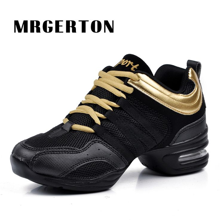 Dance Shoes Women Ladies Jazz Hip Hop Shoes Sneakers For Woman Patform Dancing shoes MR32605