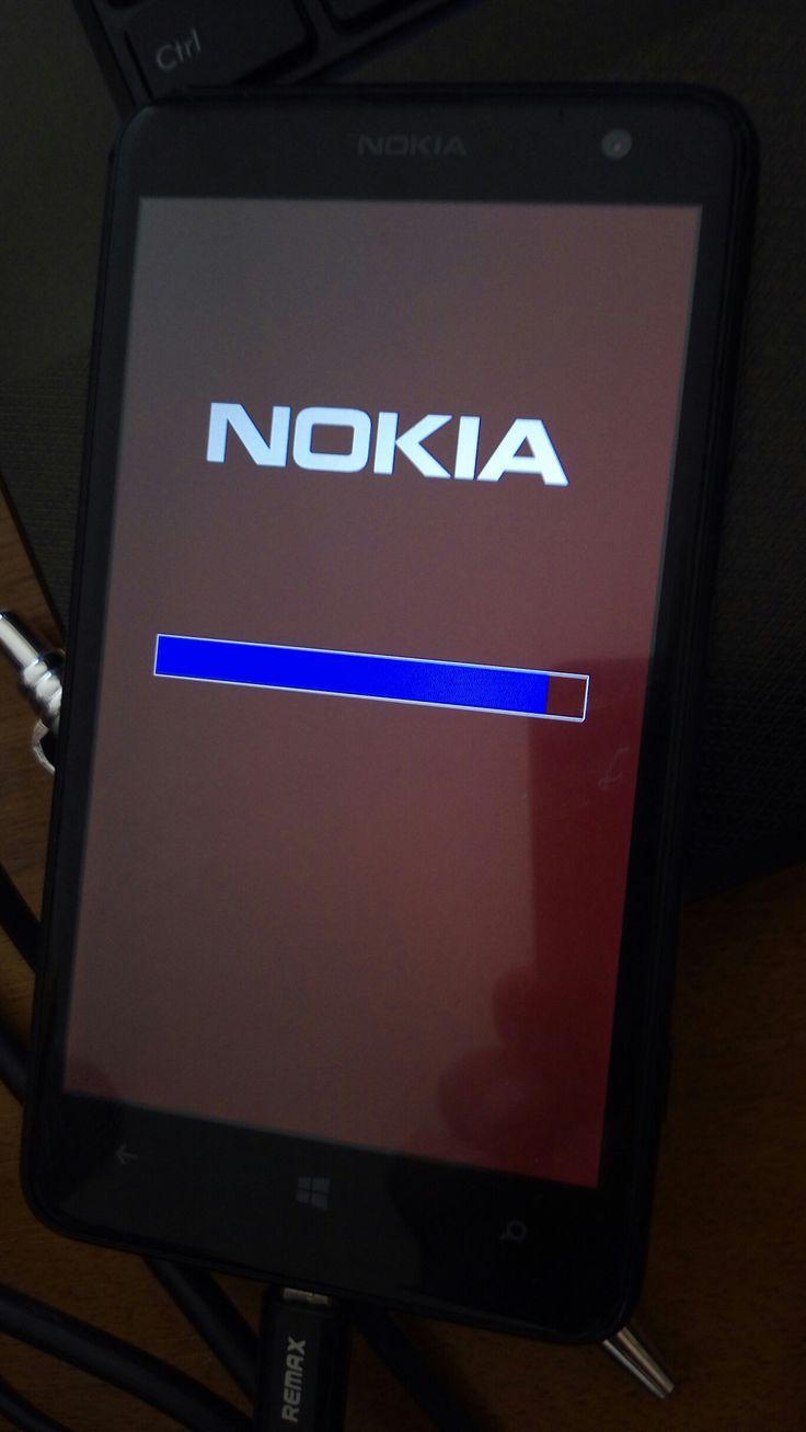 Nokia Lumia szoftver update