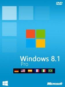 Windows 8.1 Pro Full Version 2014 update multi language Free Download