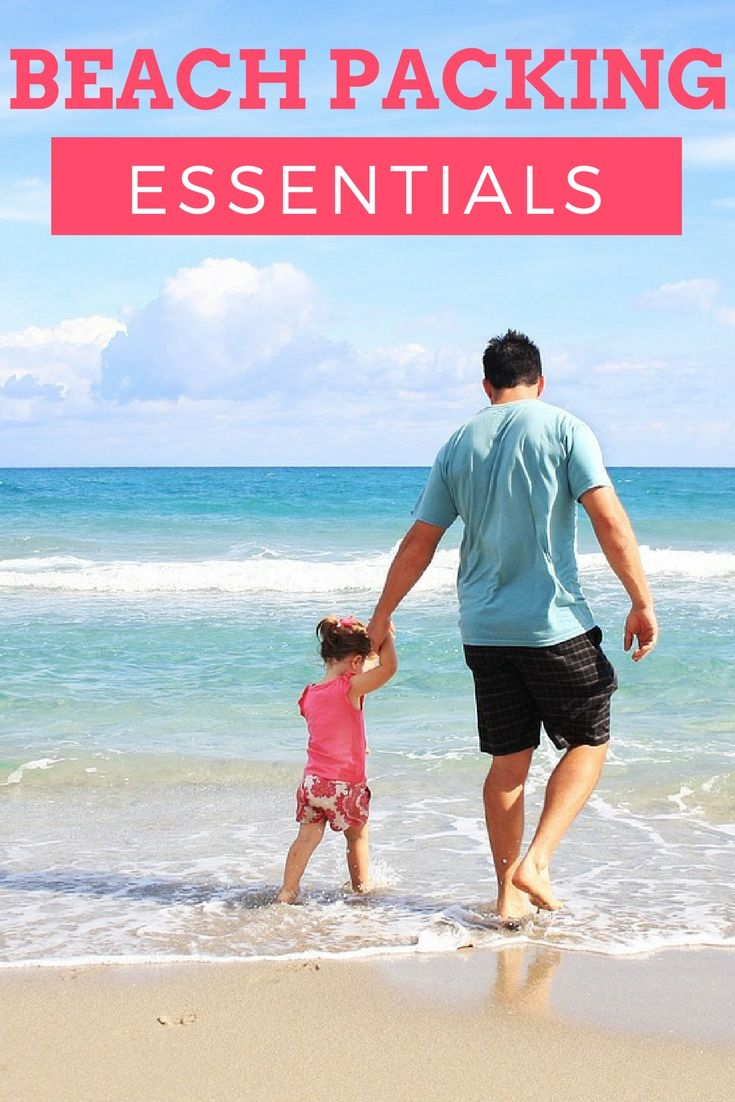 Beach Packing List For Your Next Trip With Kids
