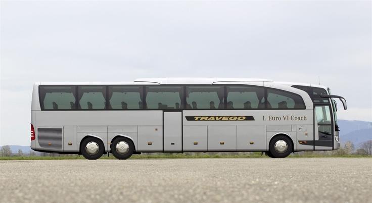 Mercedes-Benz #Travego Edition 1 #mbhess #mbbus