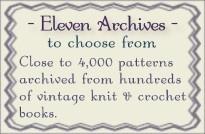 Free Crochet Patterns: Crochet Patterns For, Crocheting Patterns, Crochet Vintage, Knits Patterns, Vintage Patterns, Vintage Crochet Patterns, Patterns Archives, Free Patterns, Vintage Knits