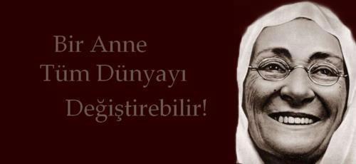 Zubeyde Hanım, mother's of Ataturk.
