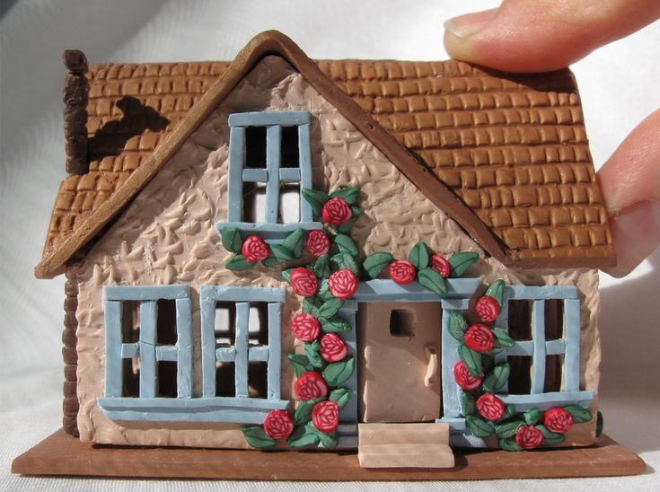 Portrait Houses & Clay Trials