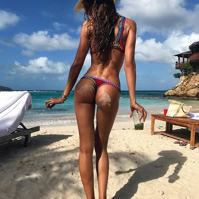 Image result for izabel goulart ass