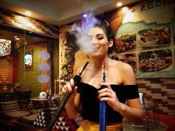 That time I smoked from a dirty shisha pipe, in a back alley bar, in Bali. *This was PRE the 'Shisha pipes give you herpes and tuberculosis' news. Obviously.