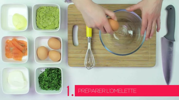 Envie d'épater vos convives avec une simple omelette ? Cette recette toute simple mais très astucieuse va vous plaire à coup sûr !