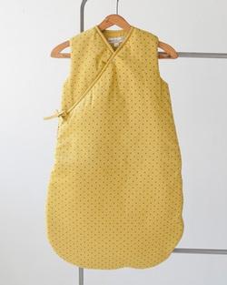 such a cozy sleep sack/stroller pouch